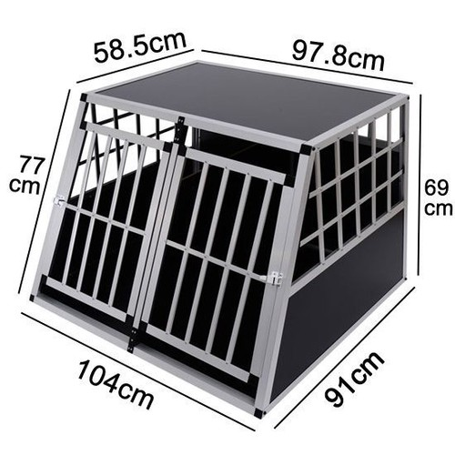 cage de transport pour animaux pas cher ou d 39 occasion l 39 achat vente garanti rakuten. Black Bedroom Furniture Sets. Home Design Ideas