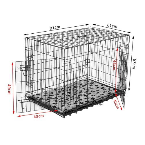cage pour animaux pas cher ou d 39 occasion l 39 achat vente garanti. Black Bedroom Furniture Sets. Home Design Ideas