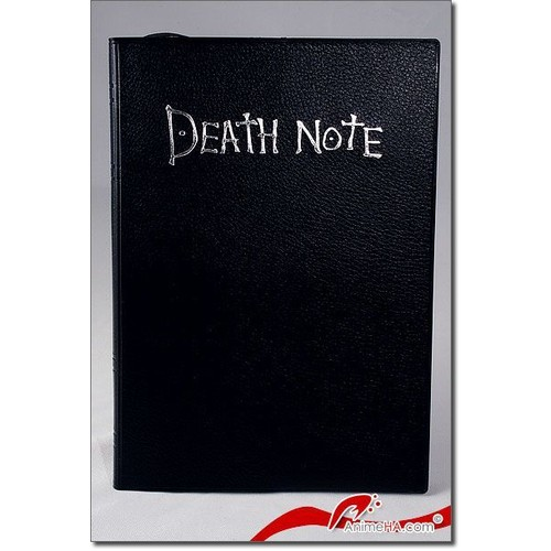 cahier death note figurine neuf et d 39 occasion priceminister. Black Bedroom Furniture Sets. Home Design Ideas