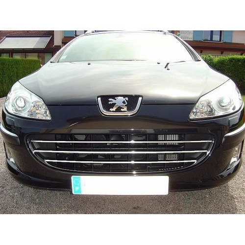 Calandre    pour Peugeot