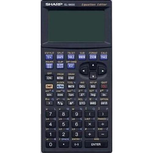 Calculatrices Sharp