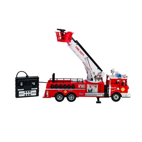 camion pompier telecommande pas cher ou d 39 occasion sur. Black Bedroom Furniture Sets. Home Design Ideas