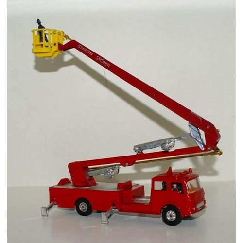 Camion de pompier corgi pas cher ou d 39 occassion l 39 achat vente garanti - Vente camion pompier ...