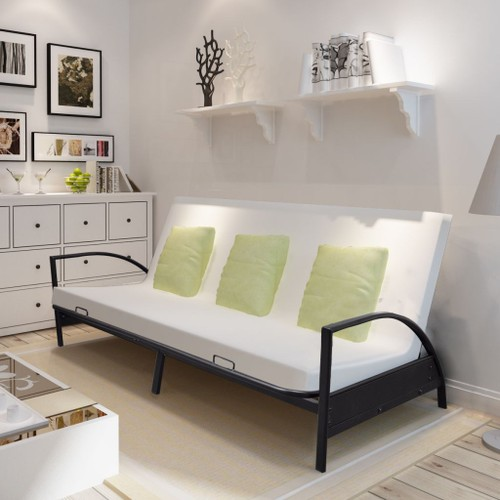 canape fer forge achat et vente de services sur priceminister. Black Bedroom Furniture Sets. Home Design Ideas