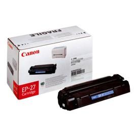 Canon Ep-27 - Noir - Original - Cartouche De Toner - Pour I-Sensys Mf3220, Mf3228; Laserbase Mf3110, Mf3228, Mf3240, Mf5730, Mf5750