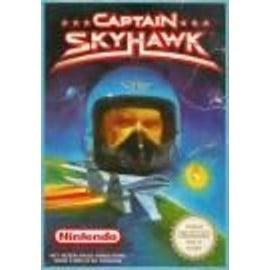 captain SKYHAWKsur Nintendo NES