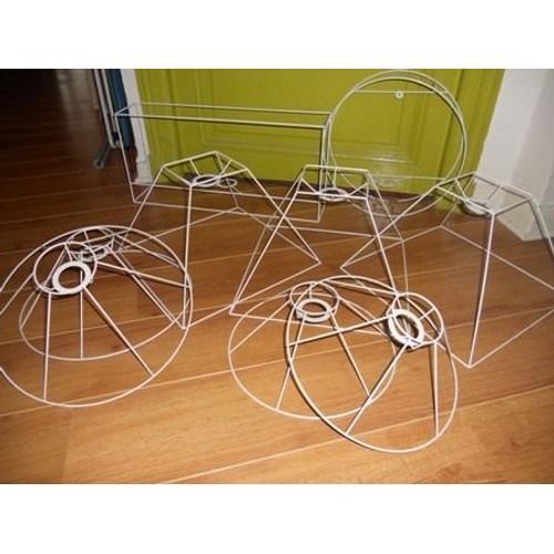carcasse abat jour achat et vente neuf d 39 occasion sur. Black Bedroom Furniture Sets. Home Design Ideas