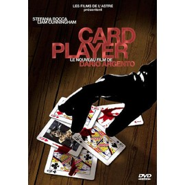 Card Player de Dario Argento