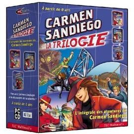 Carmen Sandiego - La Trilogie