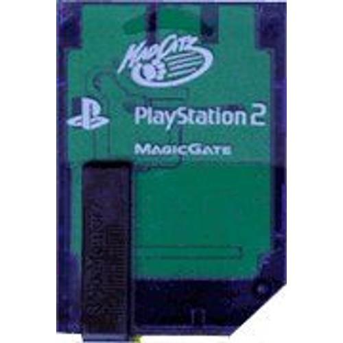 Carte Bleue Transparente.Carte Memoire Bleu Transparente Playstation 2 8 Mo Achat Et Vente