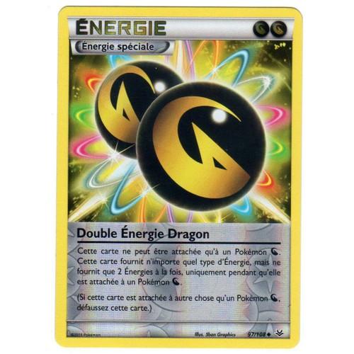 Acheter carte pokemon energie dragon pas cher ou d 39 occasion sur priceminister - Carte pokemon dragon ...