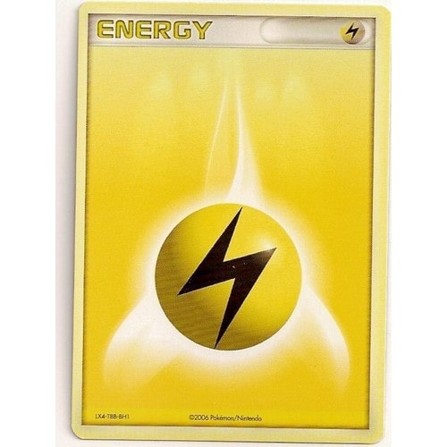 Carte Pokemon Energie Jaune Neuf Et D Occasion Priceminister