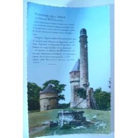 Carte Postale Ancienne Colorise Vierge Non Crite Bagnolet De Lorne La Tour Bon Vouloir