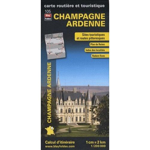 carte routiere paris troyes chaumont 61 1 200000