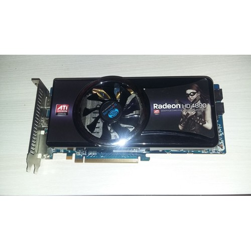 Carte graphique ATI Radeon HD 4890