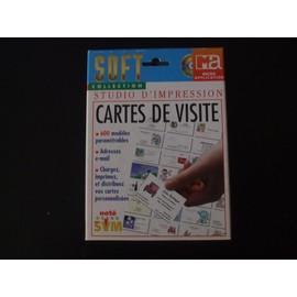 CARTES DE VISITE Micro Application