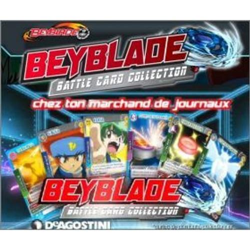 Cartes de jeux BEYBLADE