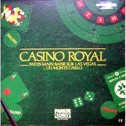 casino royal parker