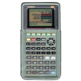Casio cfx 9900gc calculatrice couleur graphique neuf for Calculatrice prix