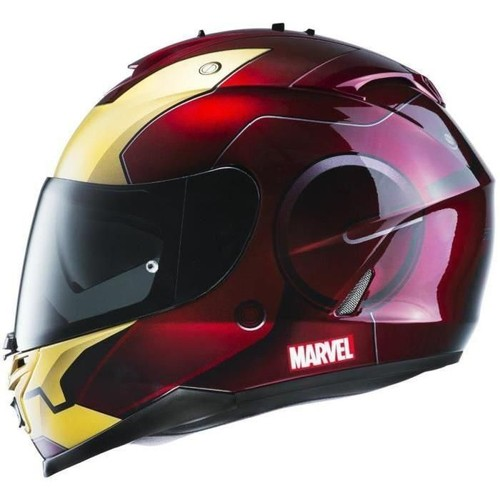 Casque Moto Iron Man Pas Cher Ou Doccasion Sur Rakuten