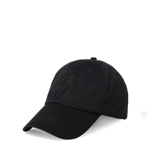 a2b8e6f6b85 casquette ralph lauren noir pas cher ou d occasion sur Rakuten