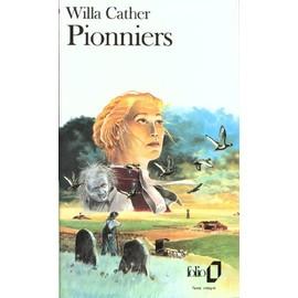 Pionniers de cather willa