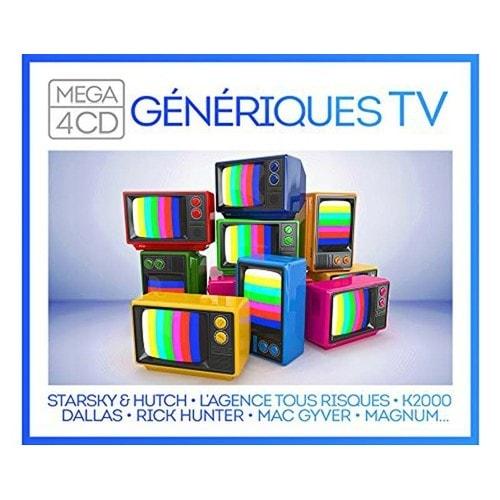 acheter cd generique tv pas cher ou d 39 occasion sur. Black Bedroom Furniture Sets. Home Design Ideas