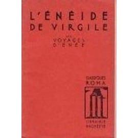 L'en�ide De Virgile, Chant I � Vi, Les Voyages D'en�e de henri chabrol