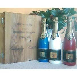 Petite annonce Champagne De Castellane - Coffret Bicentenaire De La Revolution - 3 Bouteilles - 61000 ALENCON