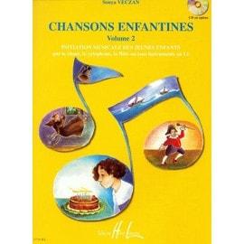 Chansons Enfantines - Volume 2