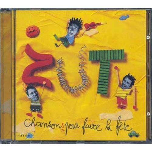 Chansons pour faire la f te zut achat vente de cd album rakuten - Frais de port mon album photo ...