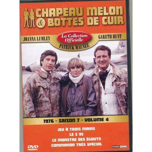 chapeau melon et bottes de cuir dvd,Chapeau Melon Et Bottes