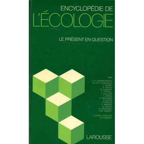encyclopedie ecologie