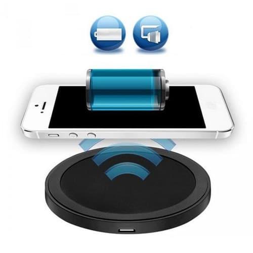 chargeur sans fil iphone 5s pas cher ou d 39 occasion sur. Black Bedroom Furniture Sets. Home Design Ideas