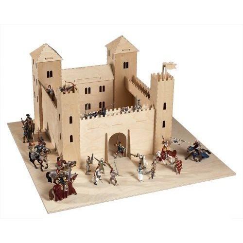 chateau fort jouet pas cher ou d 39 occasion sur rakuten. Black Bedroom Furniture Sets. Home Design Ideas