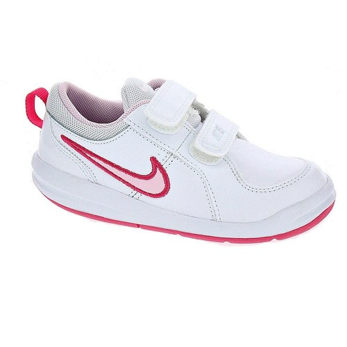 the best attitude 5f18d 32e3b chaussure blanc nike fille