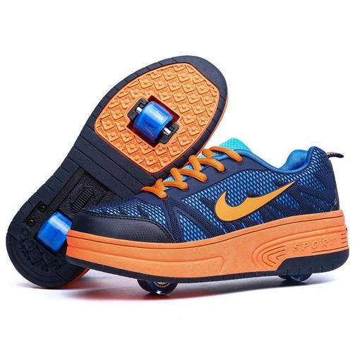 Acheter Chaussures A Roulettes Pas Cher Ou D 39 Occasion Sur Priceminister