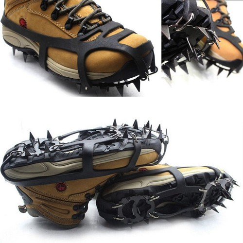 Chaussure Crampon Neige Sur Chaus Crampons Pour Chaussure