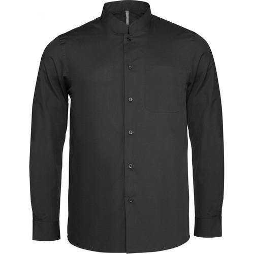 acheter chemise col mao pas cher ou d 39 occasion sur priceminister. Black Bedroom Furniture Sets. Home Design Ideas
