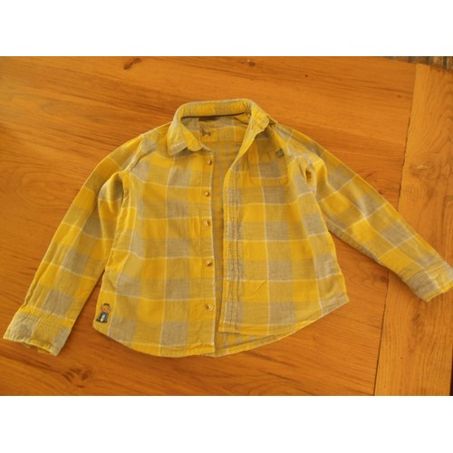 cd2a042f594f4 Chemise Enfant taille 7 ans Achat