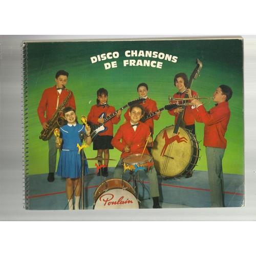 Disco chansons de france album images chocolat poulain s ries 170 193 de chocolat poulain - Frais de port mon album photo ...