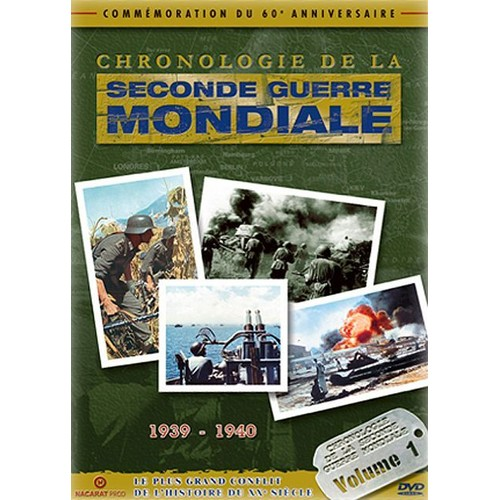 Chronologie de la seconde guerre mondiale volume 1 - Code avantage aroma zone frais de port ...