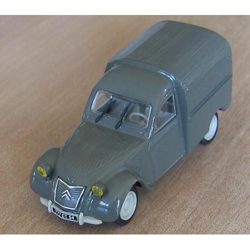 2cv camionnette norev