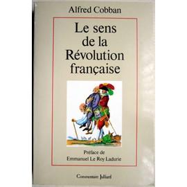 Ouvrages sur la révolution française - Page 9 Cobban-A-Sens-De-La-Revolution-Francaise-Livre-901272818_ML