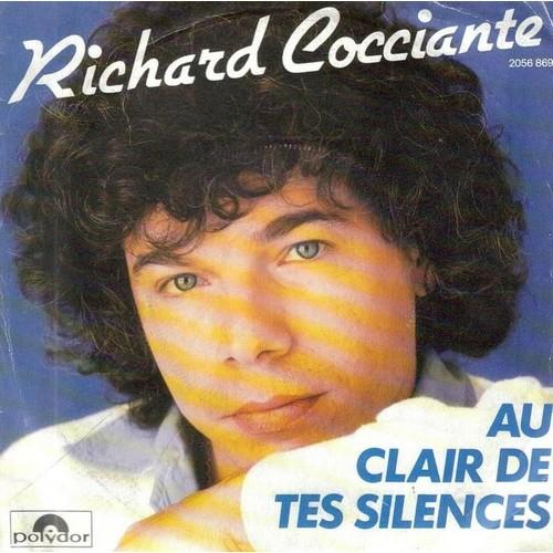 Au clair de tes silences richard cocciante 45 tours priceminister - Riccardo cocciante coup de soleil ...