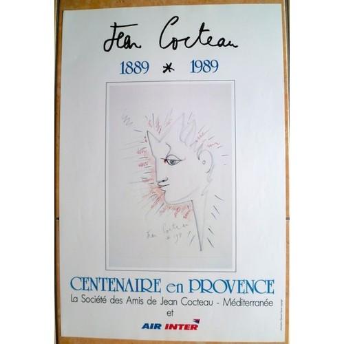 79018baf7db Cocteau-Jean-Affiche-1057797570 L.jpg