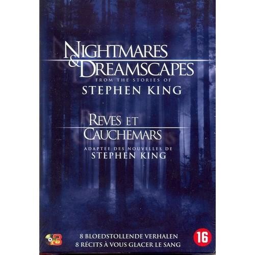 Coffret 3 dvd de stephen king r ves et cauchemars dvd - Code avantage aroma zone frais de port ...