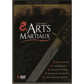 Coffret Arts Martiaux (�dition Limit�e) de Jackie Chan