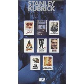 Coffret Dvd Stanley Kubrick 8 Dvd de Stanley Kubrick
