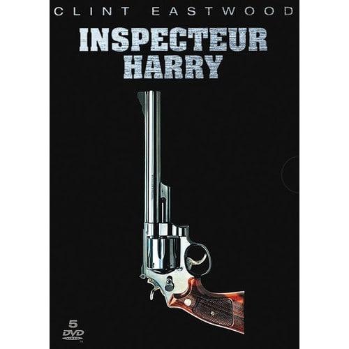 L 39 inspecteur harry l 39 int grale dvd zone 2 - Code avantage aroma zone frais de port ...